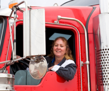 Learn the necessary skills to become a truck driver.