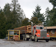Trucking jobs are in demand in the Construction sector.