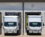 Trucking distribution centers in the American West are booming.