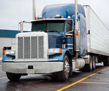 Falling fuel prices are impacting hiring in the Trucking sector.